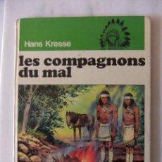 Cómics: COLECCION PIELES ROJAS Nº 1 LOS MAESTROS DE LOS TRUENOS ( FRANCES ) CASTELMAN. Lote 55380493