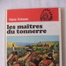 Cómics: COLECCION PIELES ROJAS Nº 3 LOS COMPAÑEROS DEL MAL ( FRANCES ) CASTELMAN. Lote 55380515