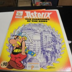 Cómics: ASTERIX THE MANSIONS OF THE GODS. Lote 55565507
