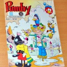 Cómics: PUMBY EN PORTUGUÉS - Nº 24 - DE JOSÉ SANCHÍS - EDITADO EN PORTUGAL. Lote 56654718