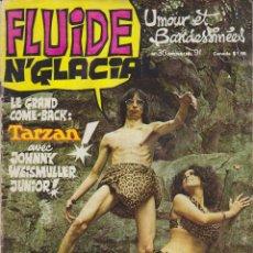 Cómics: FLUIDE GLACIAL - NÚM. 30 - OTOÑO 1978 - FRANQUIN. Lote 56662057