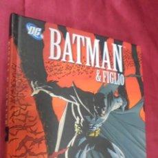 Cómics: BATMAN & FIGLIO. GRANT MORRISON. PLANETA. EN ITALIANO.. Lote 56703431