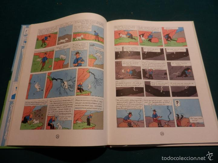Cómics: TINTIN EN AMÉRIQUE - COMIC EN FRANCÉS DE HERGÉ - CASTERMAN - TAPA DURA (LES AVENTURES DE TINTIN) - Foto 2 - 57055097