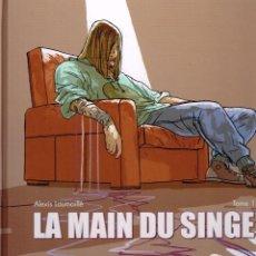 Cómics: LA MAIN DU SINGE.VOL.1.ORIGINAL FRANCÉS.. Lote 57381808