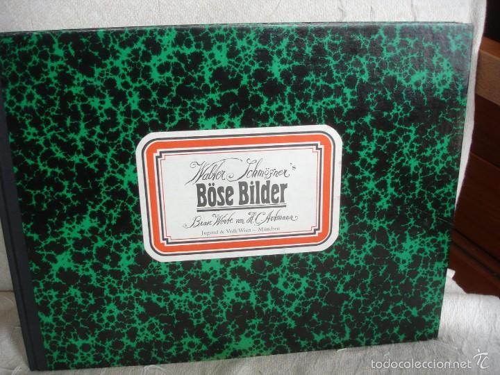 WALTER SCHMÖGNERS'S. BÖSE BILDER ¿1969? (Tebeos y Comics - Comics Lengua Extranjera - Comics Europeos)