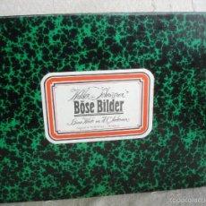 Cómics: WALTER SCHMÖGNERS'S. BÖSE BILDER ¿1969?. Lote 57895889