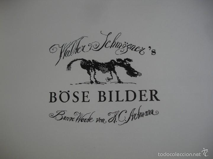 Cómics: Walter Schmögners's. Böse Bilder ¿1969? - Foto 3 - 57895889