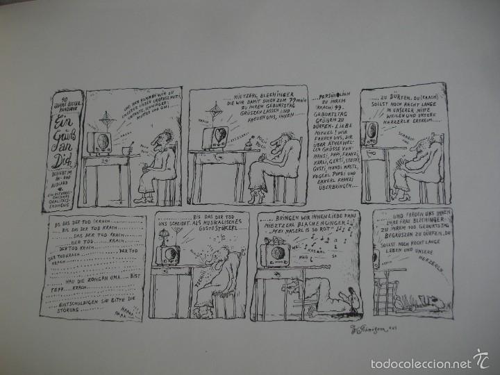 Cómics: Walter Schmögners's. Böse Bilder ¿1969? - Foto 10 - 57895889