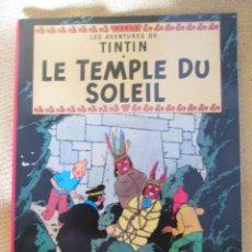 Cómics: TINTIN LE TEMPLE DU SOLEIL, HERGÉ, EDICIONES DEL PRADO. (FRANCES). Lote 57997376
