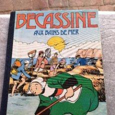 Cómics: BECASSINE AUX BAINS DE MER. Lote 58118952