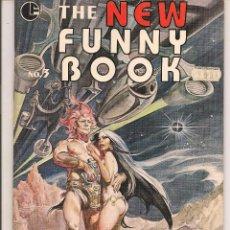 Cómics: THE NEW FUNNY BOOK. Nº 3. (RF.MA) C/38. Lote 58217651