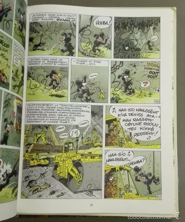 Cómics: Marsupilami. Números 2 – 3 – 4 – 5 – 6. En francés. Marsu Productions. 1ª edición. Muy buen estado! - Foto 2 - 58231854
