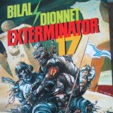 Cómics: BILAL--DIONET--EXTERMINATOR. Lote 58350763