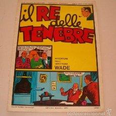 Cómics: AVVENTURE DELL'ISPETORE WADE: IL RE DELLE TENEBRE. RMT75949. . Lote 58529664