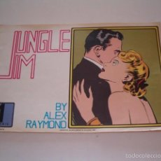Cómics: ALEX RAYMOND. JUNGLE JIM. RMT75950. . Lote 58529680