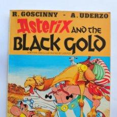 Cómics: TEBEO ASTERIX INGLES EDICIONES DEL PRADO 27 ASTERIX AND THE BLACK GOLD. Lote 58553655