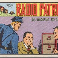Cómics: TEBEO. RADIO PATROL. Nº 48. LA MORTE IN TAXI. EN ITALIANO. Lote 59814812