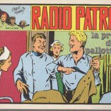 Cómics: TEBEO. RADIO PATROL. Nº 49. LA PROVA DELLA PALLOTTOLA. EN ITALIANO. Lote 59814868