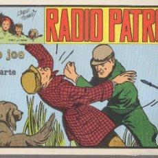 Cómics: TEBEO. RADIO PATROL. Nº 50. ZIO JOE. 1º PARTE. EN ITALIANO. Lote 59814912