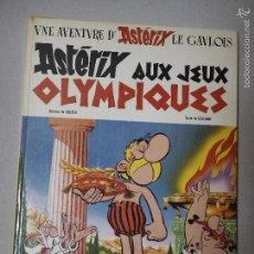 Cómics: ASTERIX EN LOS JUEGOS OLÍMPICOS (ASTERIX AUX JEUX OLYMPIQUES)PRIMERA EDICIÓN DE 1968.. Lote 60280051