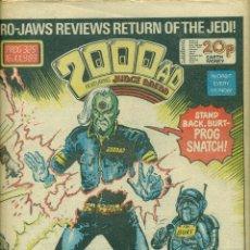 Comics - 2000 AD JUDGE DREDD - 113243996