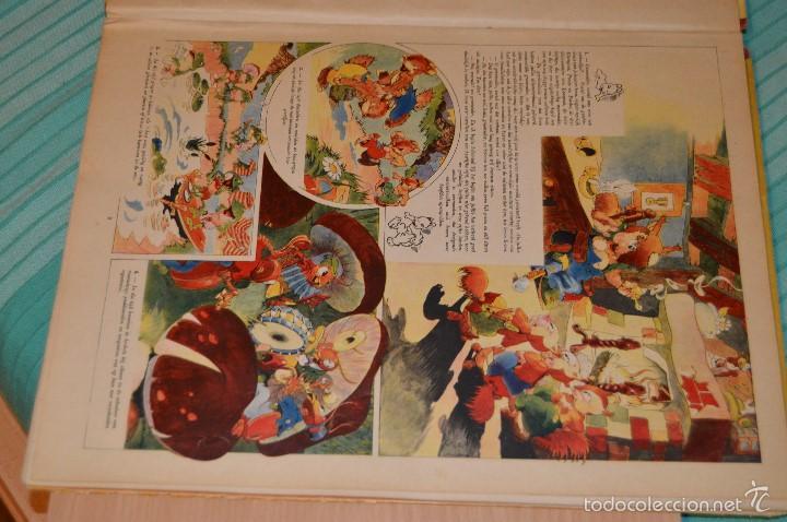 Cómics: HET BEEST IS DOOD - De Wereldoorlog bij de dieren - Muy antiguo - CALVO - 2ª Guerra Mundial - 1946 - Foto 11 - 60670719