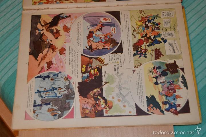 Cómics: HET BEEST IS DOOD - De Wereldoorlog bij de dieren - Muy antiguo - CALVO - 2ª Guerra Mundial - 1946 - Foto 12 - 60670719