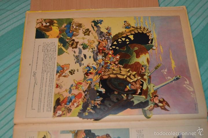 Cómics: HET BEEST IS DOOD - De Wereldoorlog bij de dieren - Muy antiguo - CALVO - 2ª Guerra Mundial - 1946 - Foto 13 - 60670719
