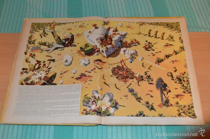 Cómics: HET BEEST IS DOOD - De Wereldoorlog bij de dieren - Muy antiguo - CALVO - 2ª Guerra Mundial - 1946 - Foto 16 - 60670719