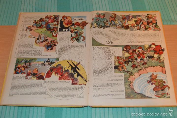 Cómics: HET BEEST IS DOOD - De Wereldoorlog bij de dieren - Muy antiguo - CALVO - 2ª Guerra Mundial - 1946 - Foto 17 - 60670719