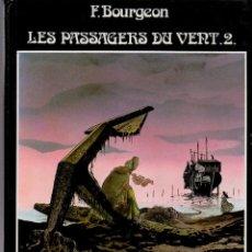 Cómics: LES PASSAGERS DU VENT. 2. F. BOURGEON. LE PONTON. GLENAT. AÑO 1980. Lote 61426859