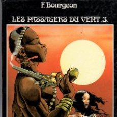 Cómics: LES PASSAGERS DU VENT. 3. F. BOURGEON. LE COMPTOIR DE JUDA. GLENAT. AÑO 1980. Lote 61427067