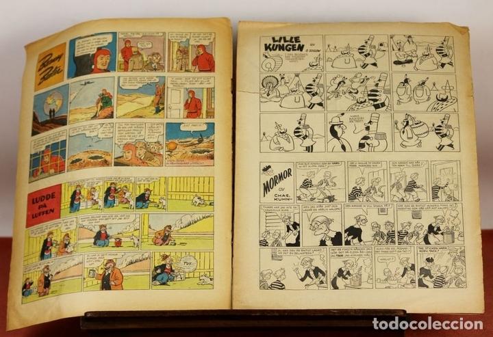 Cómics: 7986 - KARL-ALFRED. APAISADO EN GRAPA. 15 COMICS. (VER DESCRIPCIÓN). VV. AA. 1951-1953. - Foto 5 - 61473959