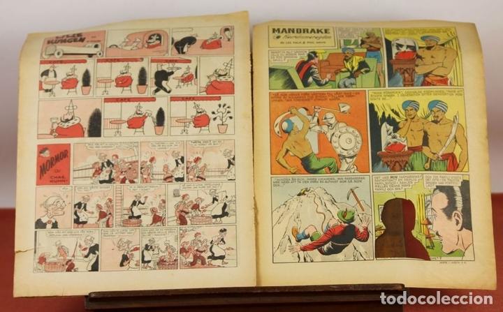 Cómics: 7986 - KARL-ALFRED. APAISADO EN GRAPA. 15 COMICS. (VER DESCRIPCIÓN). VV. AA. 1951-1953. - Foto 14 - 61473959