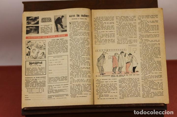 Cómics: 7986 - KARL-ALFRED. APAISADO EN GRAPA. 15 COMICS. (VER DESCRIPCIÓN). VV. AA. 1951-1953. - Foto 16 - 61473959