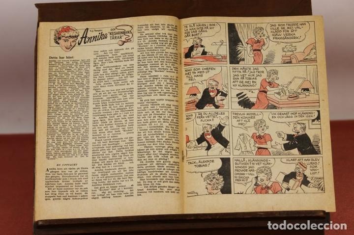 Cómics: 7986 - KARL-ALFRED. APAISADO EN GRAPA. 15 COMICS. (VER DESCRIPCIÓN). VV. AA. 1951-1953. - Foto 17 - 61473959