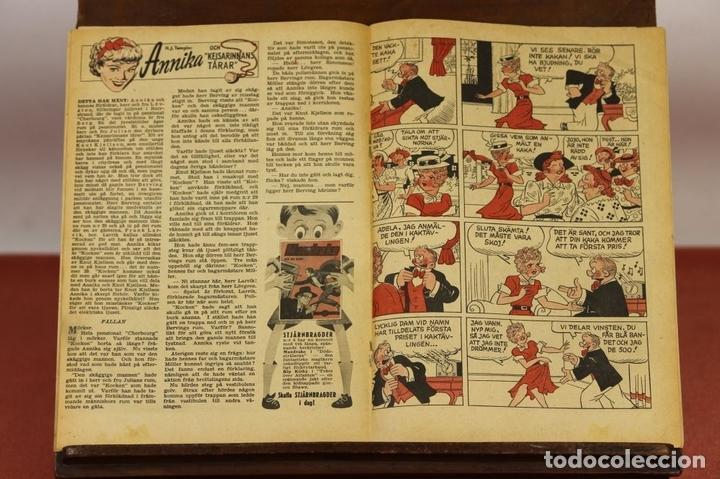 Cómics: 7986 - KARL-ALFRED. APAISADO EN GRAPA. 15 COMICS. (VER DESCRIPCIÓN). VV. AA. 1951-1953. - Foto 18 - 61473959