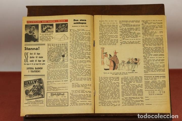 Cómics: 7986 - KARL-ALFRED. APAISADO EN GRAPA. 15 COMICS. (VER DESCRIPCIÓN). VV. AA. 1951-1953. - Foto 19 - 61473959