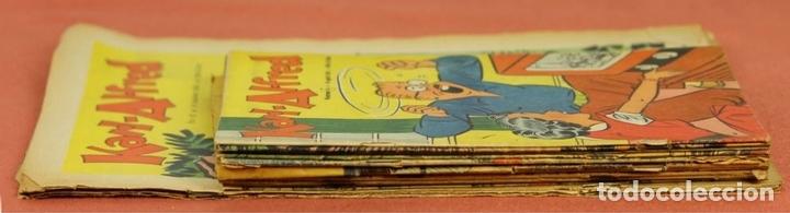 Cómics: 7986 - KARL-ALFRED. APAISADO EN GRAPA. 15 COMICS. (VER DESCRIPCIÓN). VV. AA. 1951-1953. - Foto 20 - 61473959