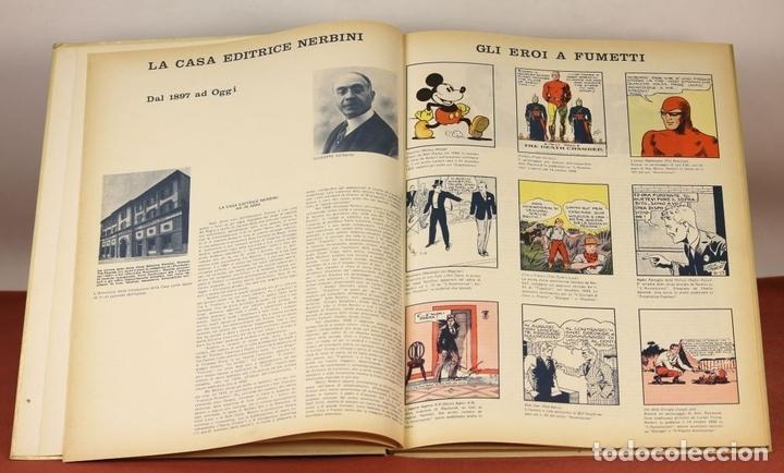 Cómics: 7992 - LAVVENTUROSO. FACSÍMILES. 64 EJEM. EN 3 TOMOS(VER DESCRIP). EDIT. NERBINI. 1973/74. - Foto 5 - 61714768
