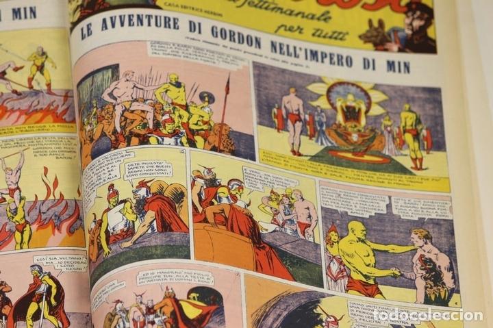 Cómics: 7992 - LAVVENTUROSO. FACSÍMILES. 64 EJEM. EN 3 TOMOS(VER DESCRIP). EDIT. NERBINI. 1973/74. - Foto 12 - 61714768