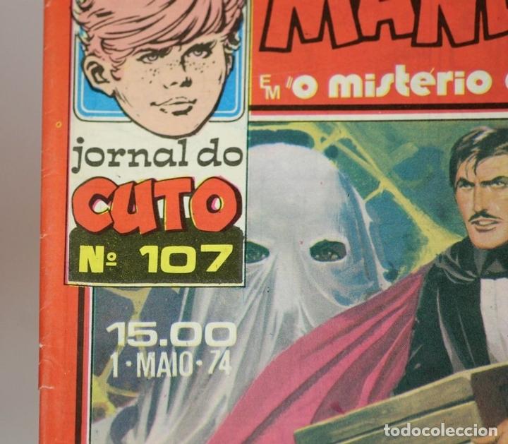 Cómics: 7993 - MANDRAKE. 21 EJEMPLARES. (VER DESCRIPCIÓN). R. VIOLA. EDIT. REMPARTS. 1949-1975. - Foto 4 - 61723812