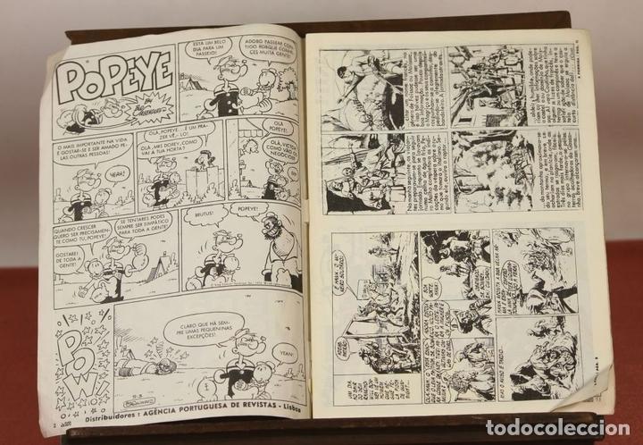 Cómics: 7993 - MANDRAKE. 21 EJEMPLARES. (VER DESCRIPCIÓN). R. VIOLA. EDIT. REMPARTS. 1949-1975. - Foto 6 - 61723812