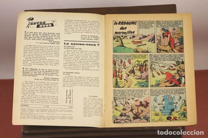 Cómics: 7993 - MANDRAKE. 21 EJEMPLARES. (VER DESCRIPCIÓN). R. VIOLA. EDIT. REMPARTS. 1949-1975. - Foto 7 - 61723812