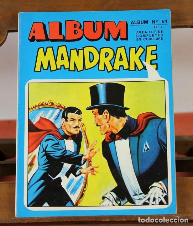 Cómics: 7993 - MANDRAKE. 21 EJEMPLARES. (VER DESCRIPCIÓN). R. VIOLA. EDIT. REMPARTS. 1949-1975. - Foto 9 - 61723812