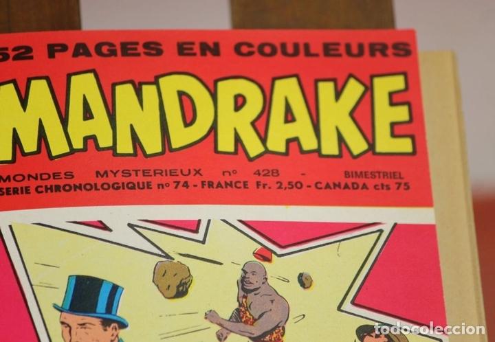 Cómics: 7993 - MANDRAKE. 21 EJEMPLARES. (VER DESCRIPCIÓN). R. VIOLA. EDIT. REMPARTS. 1949-1975. - Foto 13 - 61723812