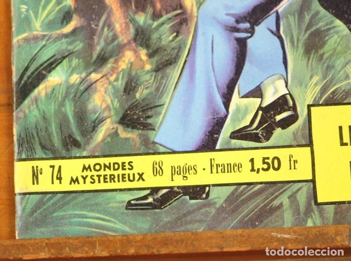 Cómics: 7993 - MANDRAKE. 21 EJEMPLARES. (VER DESCRIPCIÓN). R. VIOLA. EDIT. REMPARTS. 1949-1975. - Foto 19 - 61723812