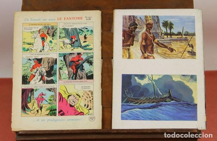 Cómics: 7993 - MANDRAKE. 21 EJEMPLARES. (VER DESCRIPCIÓN). R. VIOLA. EDIT. REMPARTS. 1949-1975. - Foto 20 - 61723812