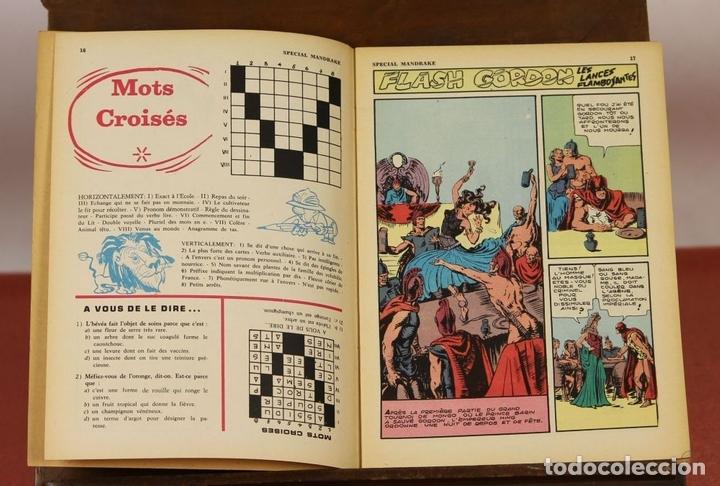 Cómics: 7993 - MANDRAKE. 21 EJEMPLARES. (VER DESCRIPCIÓN). R. VIOLA. EDIT. REMPARTS. 1949-1975. - Foto 22 - 61723812