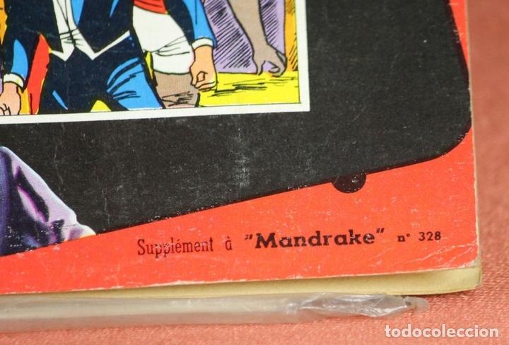 Cómics: 7993 - MANDRAKE. 21 EJEMPLARES. (VER DESCRIPCIÓN). R. VIOLA. EDIT. REMPARTS. 1949-1975. - Foto 25 - 61723812